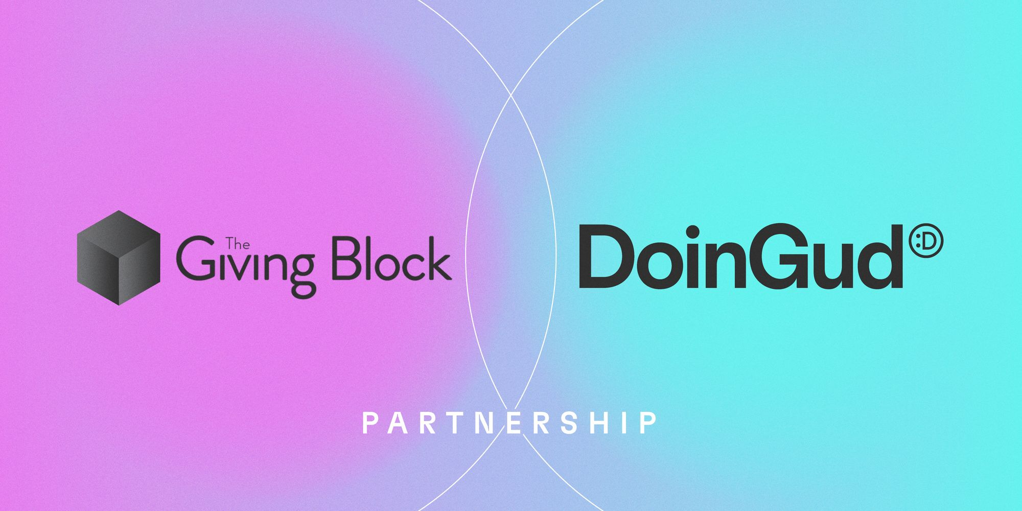 The Giving Block and DoinGud Partnering For The Greater Good