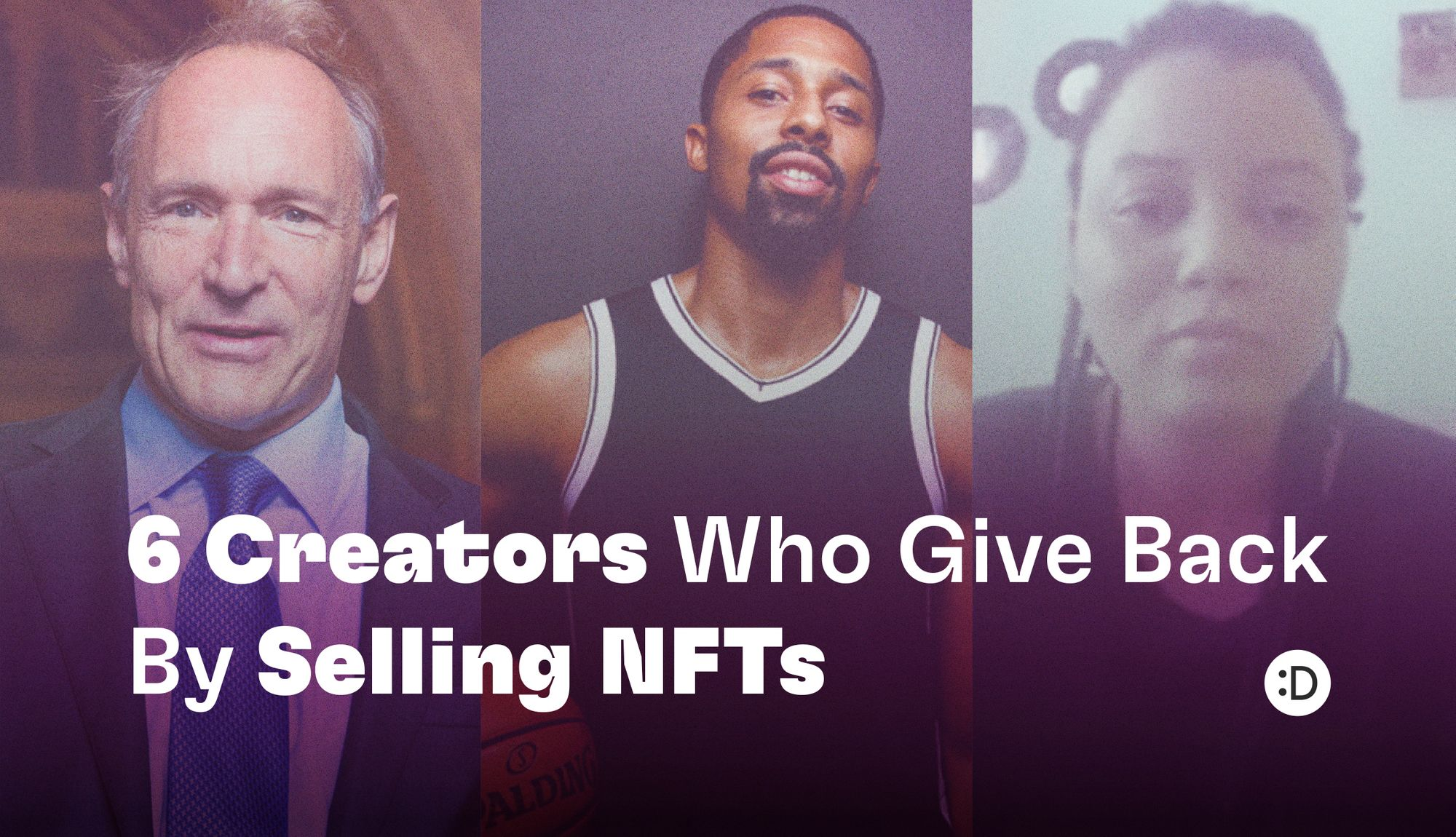 6 Creators Who Give Back By Selling NFTs